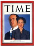 EVITA - TIME MAGAZINE MOVIE PROP